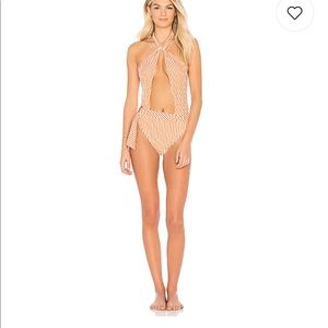 For Love And Lemons Havana One Piece